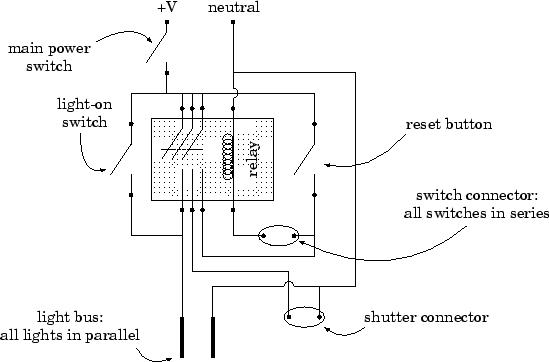 Paper Electrical Interlock Relay Wiring Diagram electrical interlock schematic